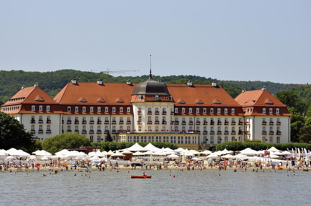 Sopot. Fot. DerHexer, Wikimedia Commons